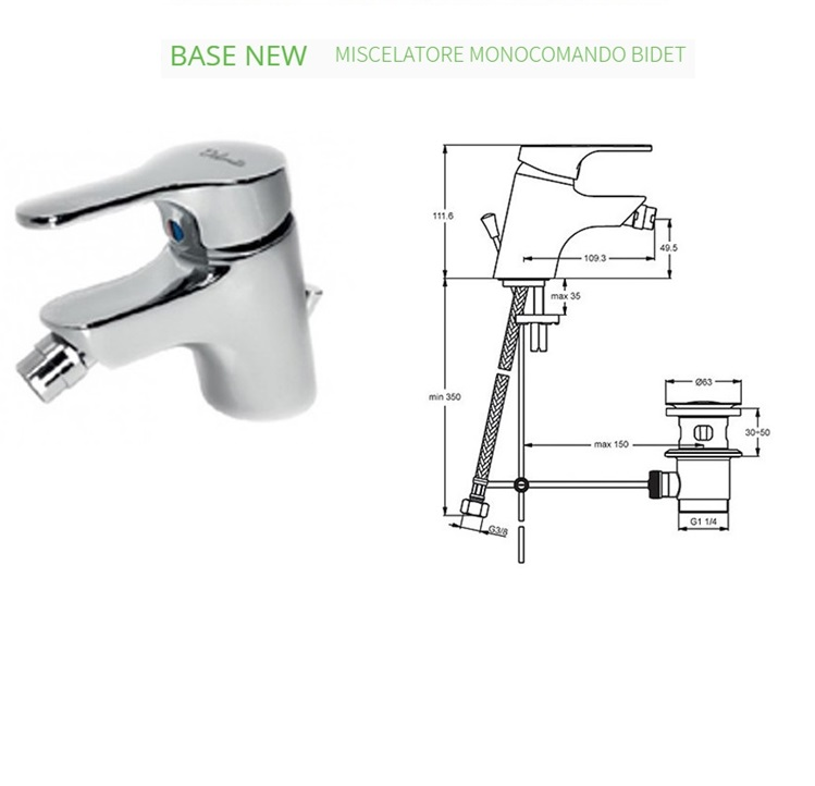 Promozione serie gemma 2 ideal standard sospeso - Miscelatori bagno ideal standard ...