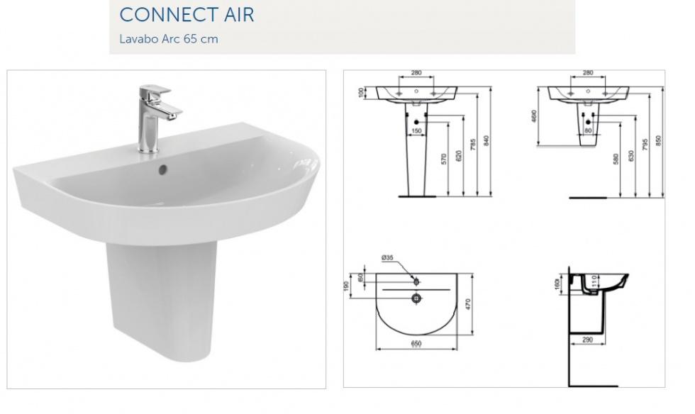 promozione serie connect ideal standard sospeso. Black Bedroom Furniture Sets. Home Design Ideas