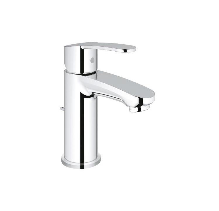 Miscelatore monocomando per lavabo taglia s eurostyle for Cassetta wc esterna sottile