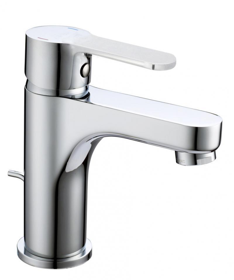 Miscelatore monocomando lavabo cisal tender art c200049021 for Miscelatore lavabo