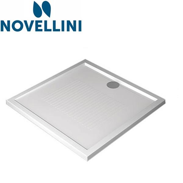 Piatto Doccia Connect 80x100.Piatto Doccia 100x80 H 4 5 Cm In Acrilico Bianco Novellini New