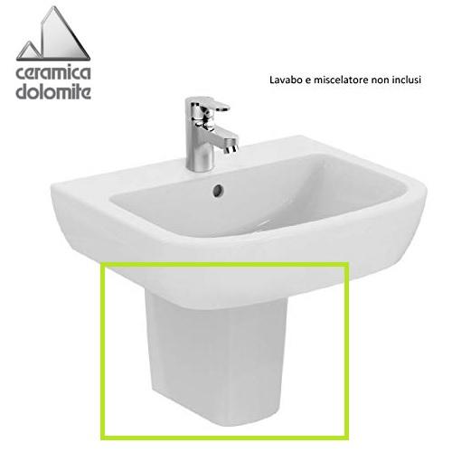 Ceramica Dolomite Gemma 2 Prezzi.Semicolonna Per Lavabo Dolomite Gemma 2 Art J521601