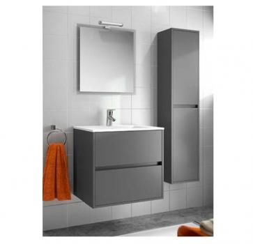 Promozione serie connect ideal standard sospeso for Specchio bagno grigio