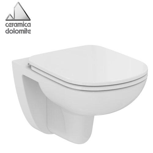 Ceramica Dolomite Serie Gemma Sospesa.J522501 Serie Gemma 2 Ceramica Dolomite Wc Sospeso